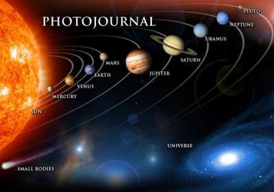 El Universo, sistema Solar