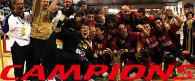 El Reus Deportivo nuevo campeon de copa de Europa de Hokey s/p